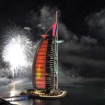 New Year's Eve Party in Dubai 2014