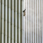 9/11 Man Jumping Memorable Pictures