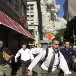 9/11 Running for Save Life Memorable Pictures