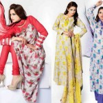 Sitara Textile Chiffon Lawn Collection 2015 For Girls