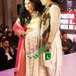 Veena Malik Showstopper at Pakistan Fashion Week Dubai 2014