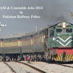 Pakistan Railway Police for ASI & Constable Jobs 2014