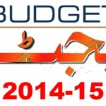 PML- N Government Present 2nd Federal Budget 2014-15