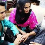 Veena Malik Offer To Donate Her Kidney To Social Worker Edhi