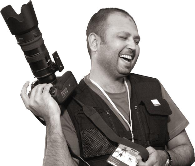 Fashion Photographer Faisal Farooqui