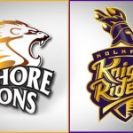 Kolkata Knight Riders vs Lahore Lions