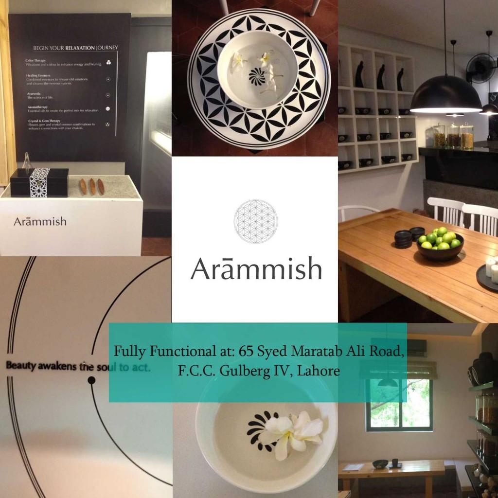 Arammish Interior Collage