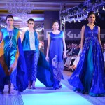 The Saffron Night Fashion Show 2014 by Gul Ahmed Collections
