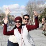 Veena Malik and Asad Bashir Trip in Turkey