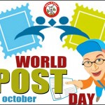 World Post Day 9th October