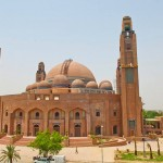 Bahria Town 7th Largest Mosque in Lahore