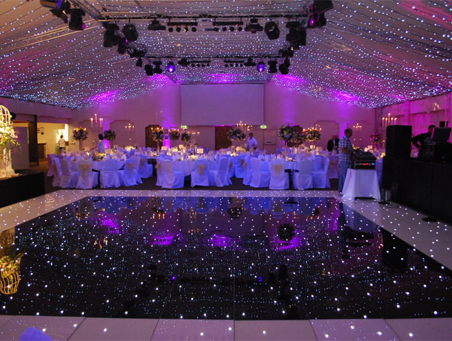 Wedding Venue Ideas North West New Year Party Dance Floor
