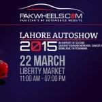 Pakwheels Auto Show 2015 Lahore