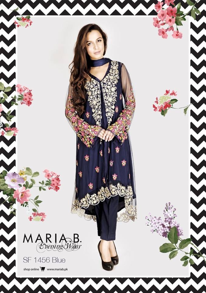 Maria B Evening Wear 109