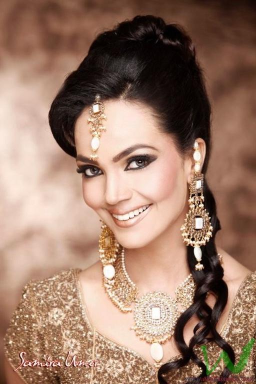 Pakistani Bridal Makeup 05