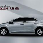 Toyota Corolla  Xli, Gli,  Altis 2016 Model Price In Pakistan