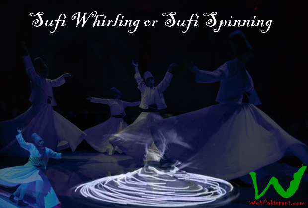 Sufi Whirling or Sufi Spinning