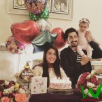 Danish Taimoor Celebrates His Birthday With Family – Pictures