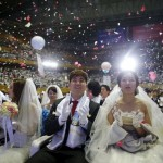 3,000+ Couples Marry Ceremony in South Korea