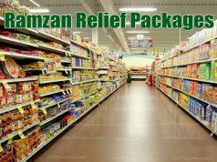 Ramzan Relief Package 2017