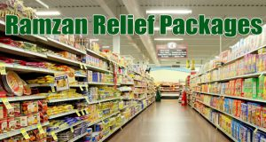 Ramzan Relief Package 2017